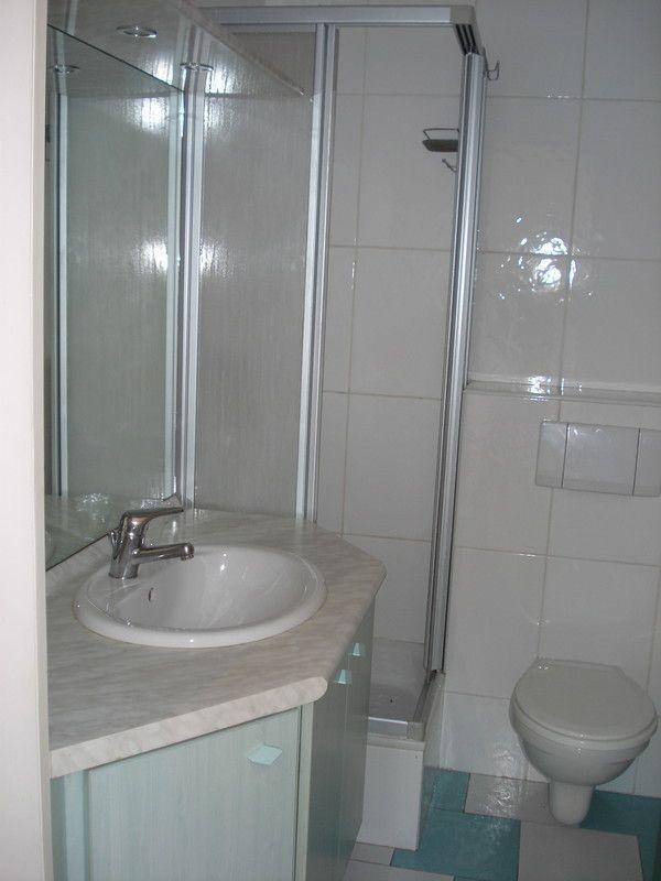 Coté Salle de bain...