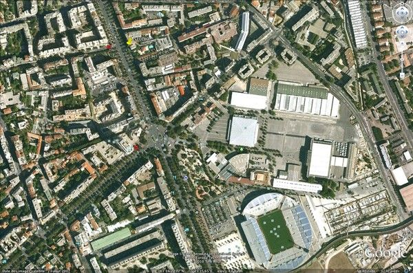 localisez le studio à Marseille